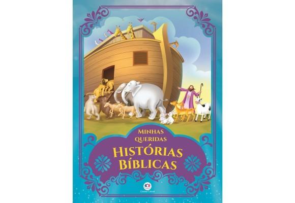LIVRO MINHAS QUERIDAS HISTORIAS BIBLICAS - CIRANDA CULTURAL